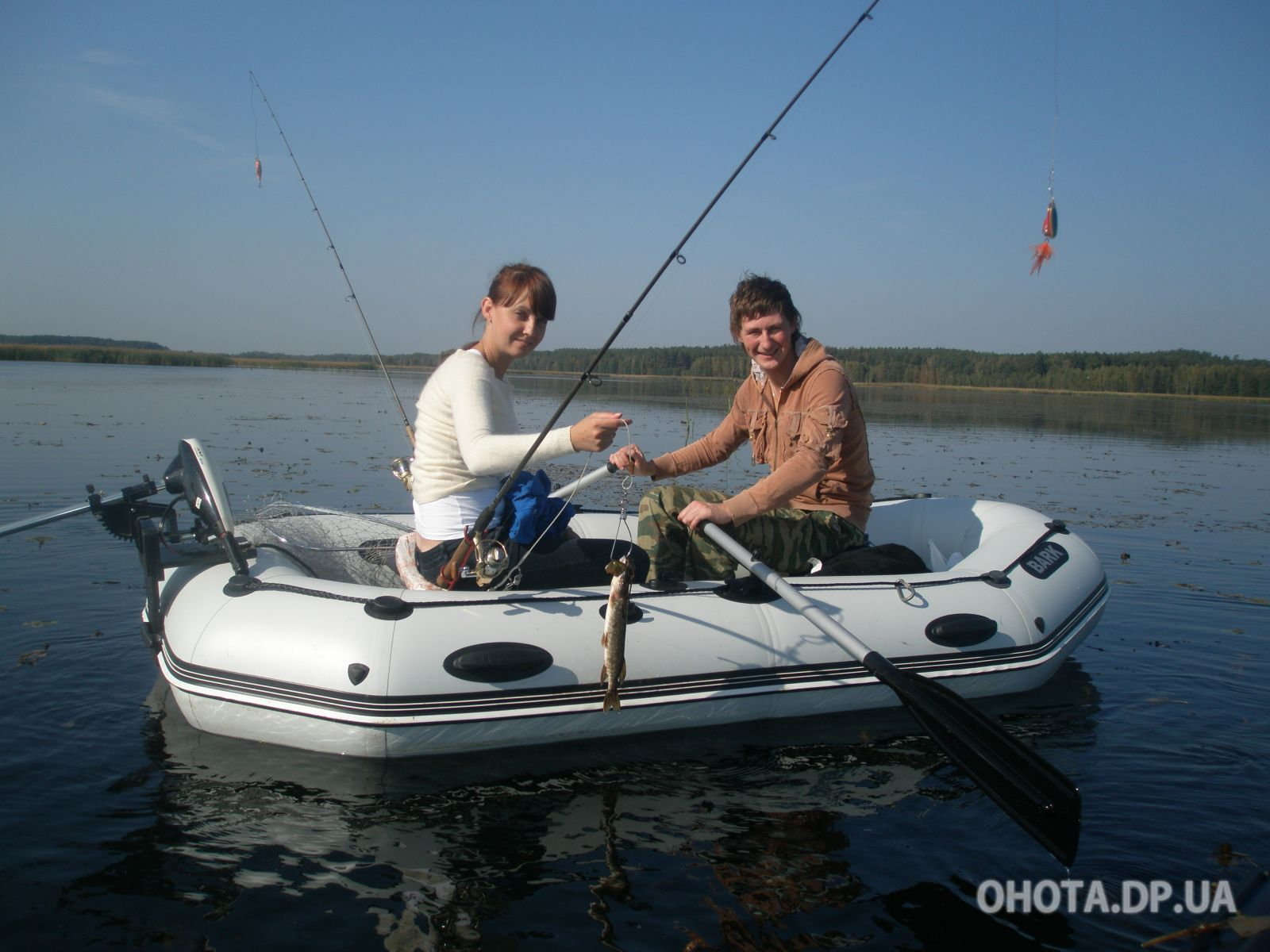 лучшая пвх лодка для рыбалки вдвоем