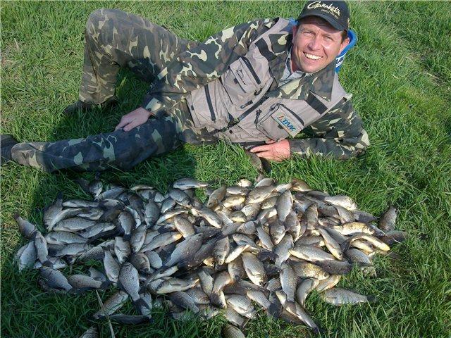 на что ловится рыба в сентябре