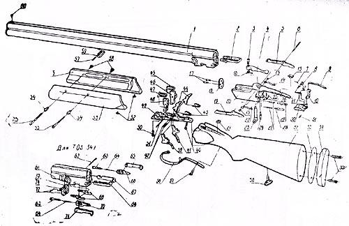 Ружье ТОЗ-34 | Охотничье ружье